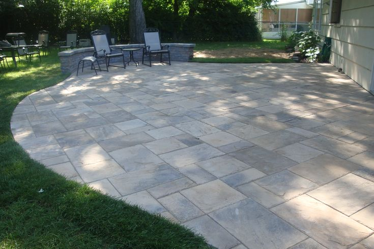 17 best images about free form patio designs on pinterest