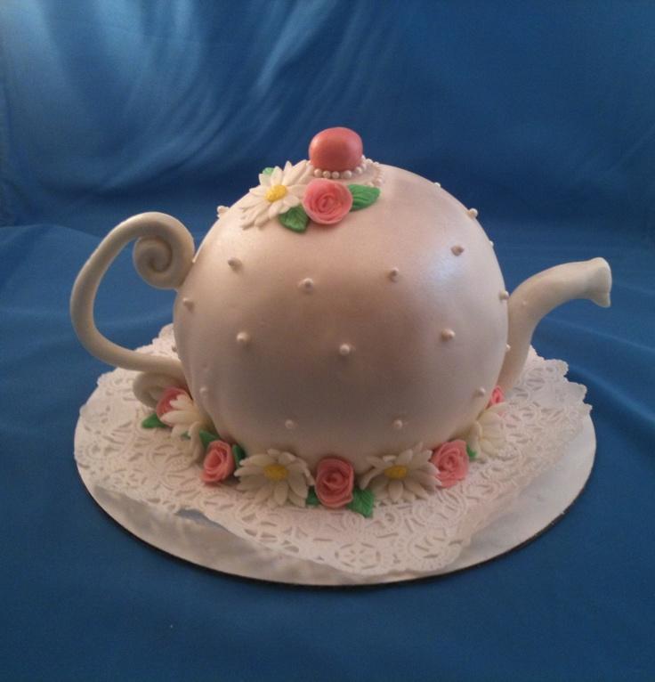 Teapot Kake