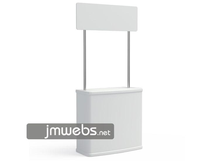 Mostradores Stand para Promociones. Ideal para presentaciones de productos, ferias, eventos, etc. Más información www.jmwebs.net o Teléfono 935160047