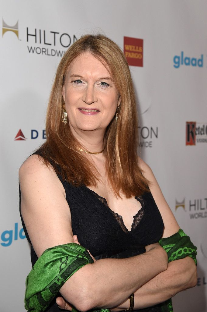 GLAAD board member Jennifer Finney Boylan attends the 25th Annual GLAAD Media Awards at The Beverly Hilton Hotel on April 12, 2014 in Los Angeles, California.