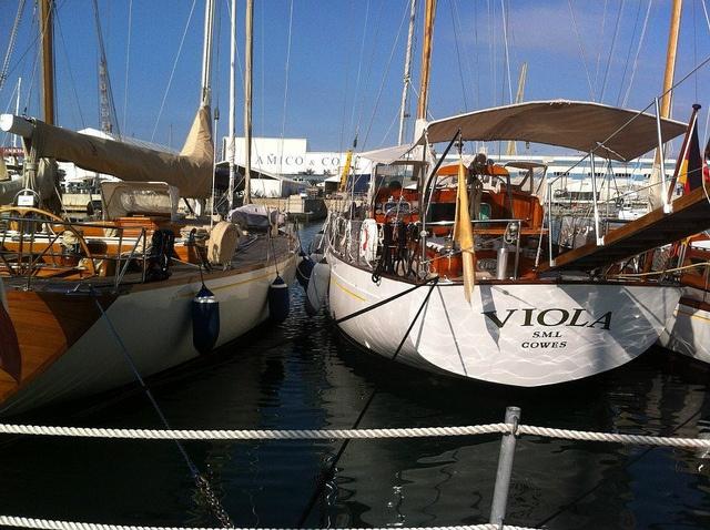 Viola - Salone Nautico di Genova by Nautica Easy, via Flickr