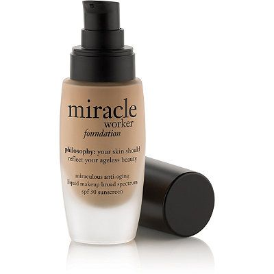 Philosophy Miracle Worker Foundation Broad Spectrum SPF 30 #7 Medium/Tan