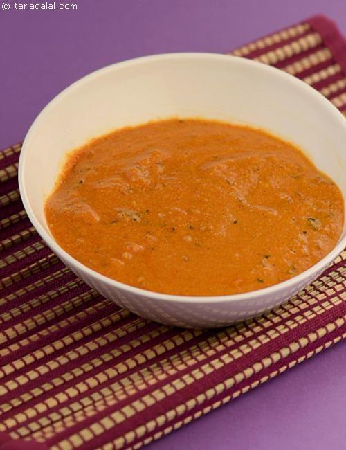 Basic Makhani Gravy ( Popular Restaurant Recipes ) recipe | by Tarla Dalal | Tarladalal.com | #33495