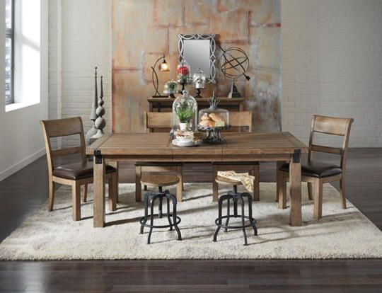 The Vintage Urban Styling Of Flatbush Collection Brings Style Straight To Your Decor Dining Room ArtDining