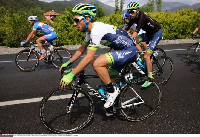 Presidential Cycling Tour of Turkey 2014 - Adam Yates (Orica-GreenEdge)
