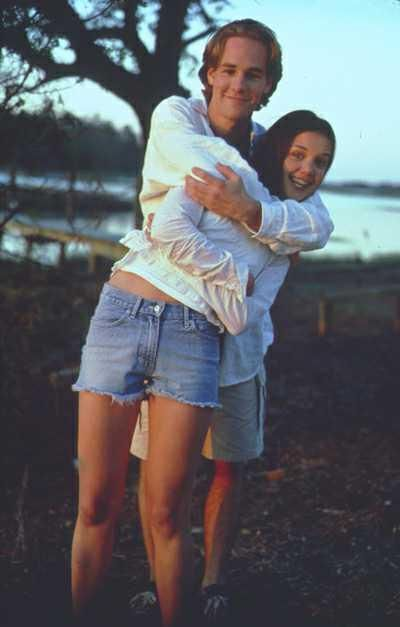 the fantasy lifestyle over a conflicting relationship in dawsons creek Fifteen years ago, in an episode entitled true love, dawson's creek featured the first passionate kiss between two men on primetime television marked primarily by the joey-pacey-dawson love.