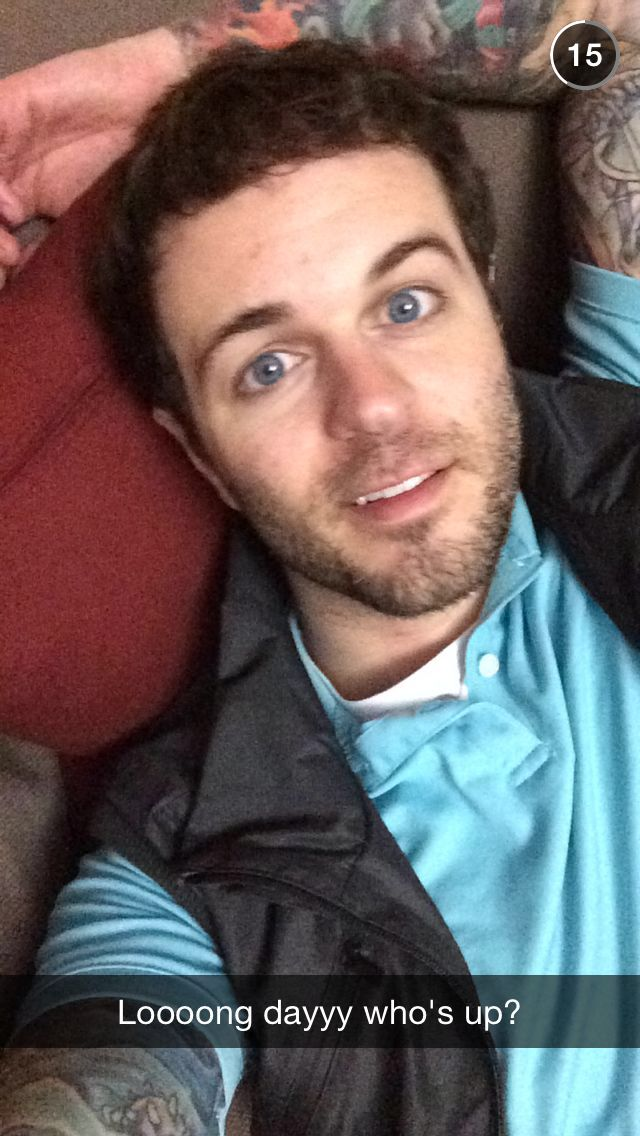 That guy from vine... Those eyes tho.  Curtis Lepore