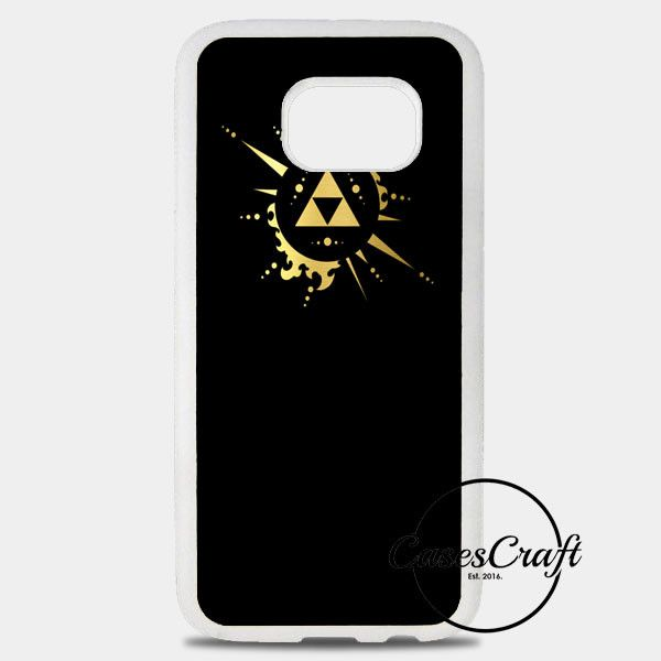 Eagle Triforce Black Legend Of Zelda Samsung Galaxy S8 Plus Case | casescraft