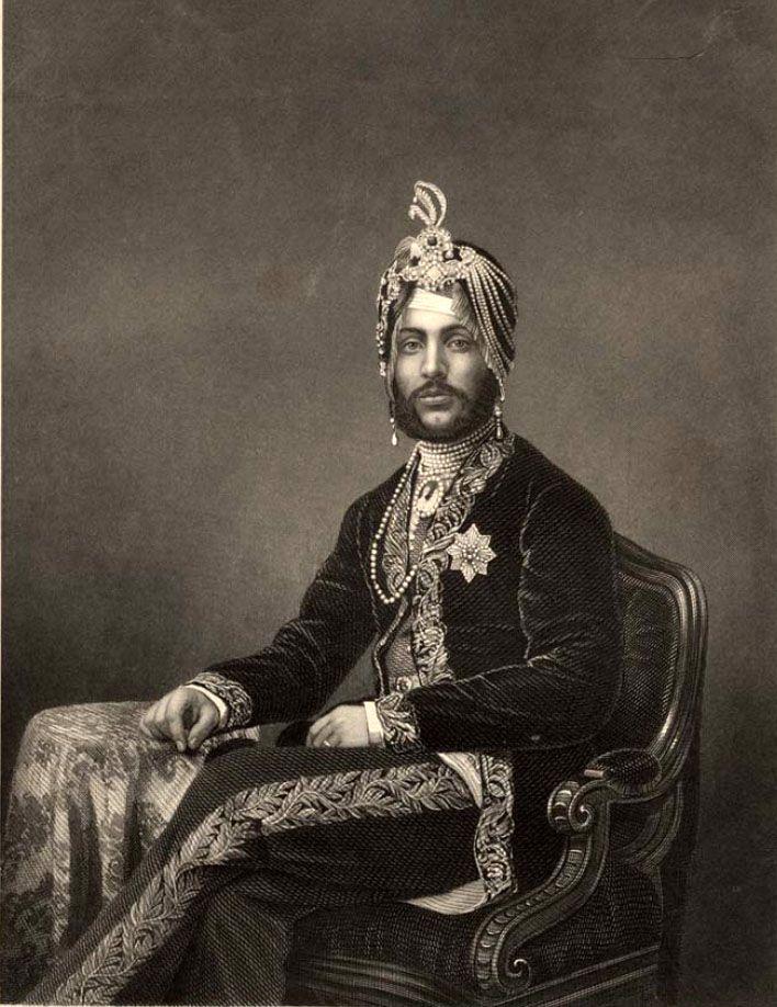 Duleep Singh, the last Maharaja of Punjab