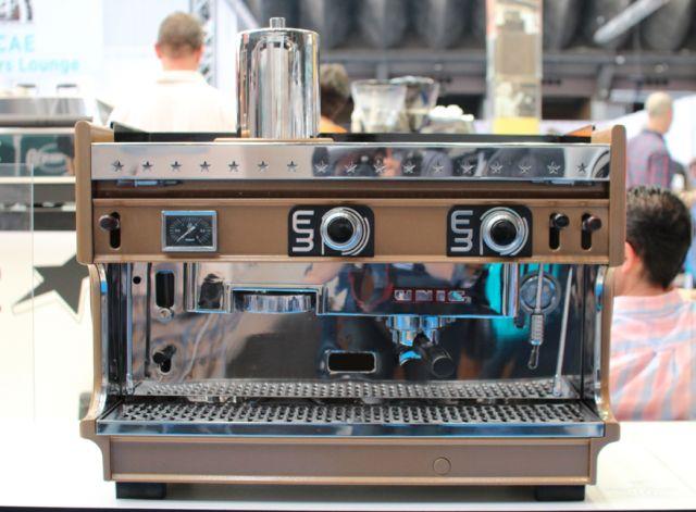 Gorgeous Vintage Espresso Machines - Sprudge.com #TBT
