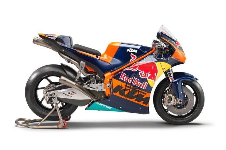KTM RC16 MotoGP: como será o protótipo austríaco para 2017 - Duas Rodas…