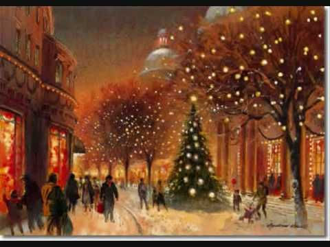 """Have Yourself a Merry Little Christmas"" by Frank Sinatra (LOVE Christmas Music) This one gives me goosebumps."