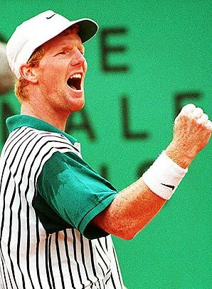 Jim Courier - USA - 10th ATP N° 1 - 10/02/92 - 58 weeks