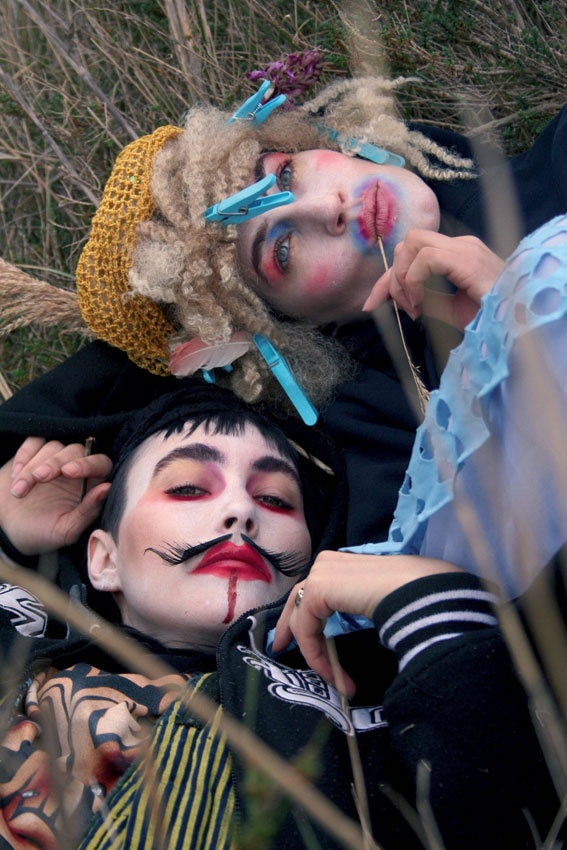 CocoRosie - We Are On Fire | Hipsters Music