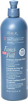Roux Fanci-Full Temporary Color Rinse Black Rage