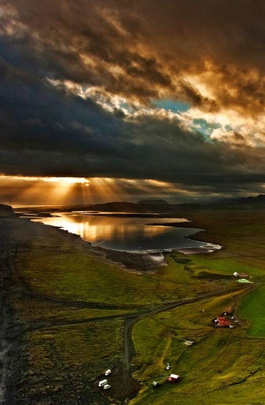 Iceland - amazing story abouth beauty on Behance