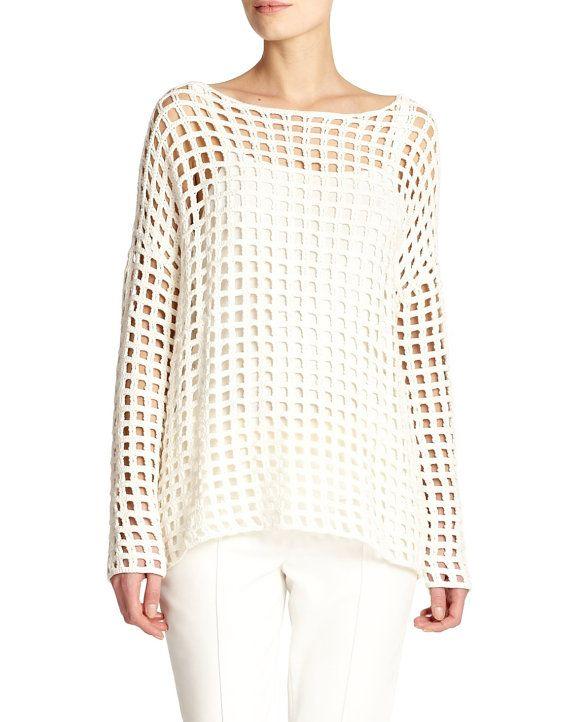 Free Crochet Patterns For Tunic Tops : Best 25+ Crochet tunic pattern ideas on Pinterest ...