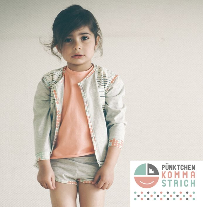 Punktchen, Komma, Strich #playtimeparis #fashion #Kids