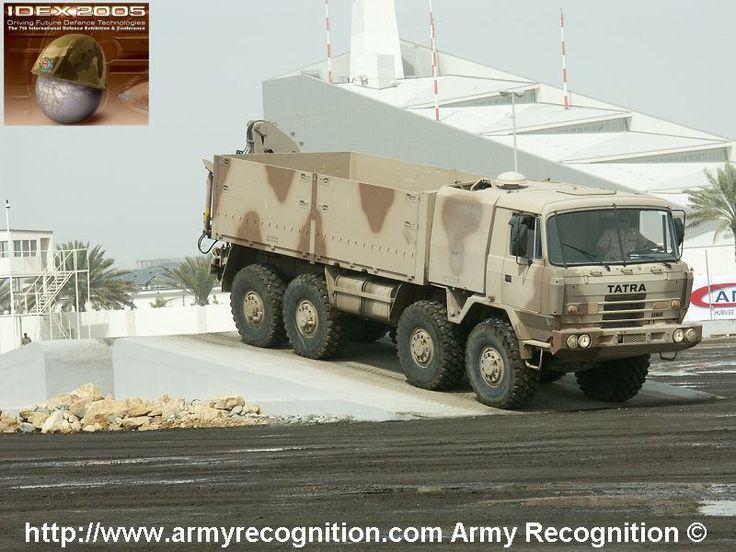 TATRA - Indian Army