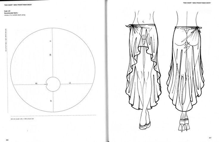 Gallery.ru / Photo # 2 - Wrap @ Drape Fashion - OlgaHS