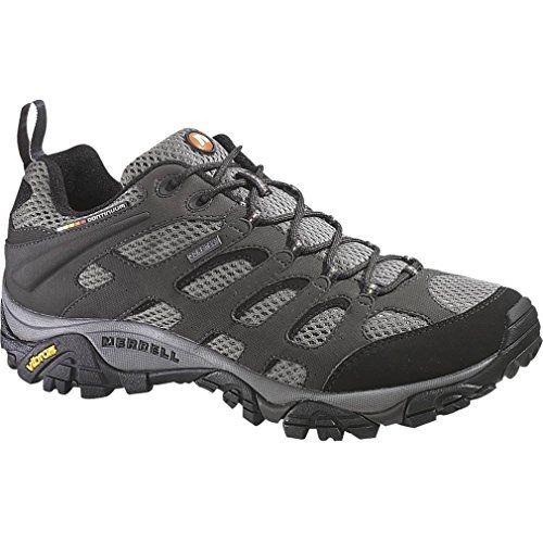 Merrell Moab GoreTex Womens Walking Shoes UK 6 Beluga -- Find out more about the great product at the image link.(This is an Amazon affiliate link)