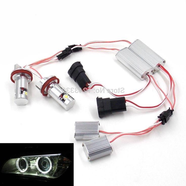 28.48$  Buy here - https://alitems.com/g/1e8d114494b01f4c715516525dc3e8/?i=5&ulp=https%3A%2F%2Fwww.aliexpress.com%2Fitem%2FHigh-Quality-H8-E92-6000K-6W-400LM-White-light-LED-Angel-Eyes-Light-Bulbs%2F32318307120.html - High Quality H8 / E92 6000K 6W 400LM White light LED Angel Eyes Light Bulbs