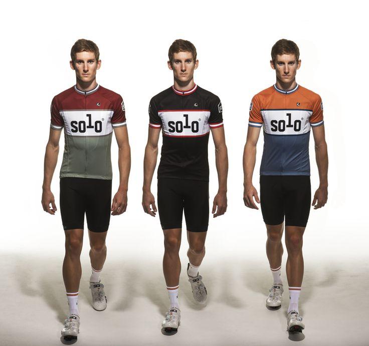 Solo CC Cycling Jerseys