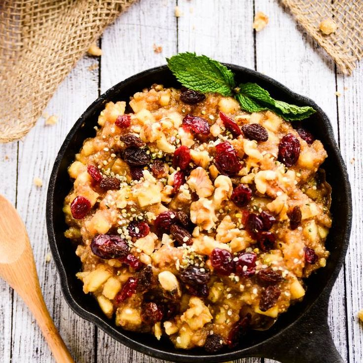 722 best the best of preventions recipes images on pinterest apple cinnamon chia breakfast bowl healthy breakfast 10 easy recipes for breakfast bowls shape magazine forumfinder Choice Image