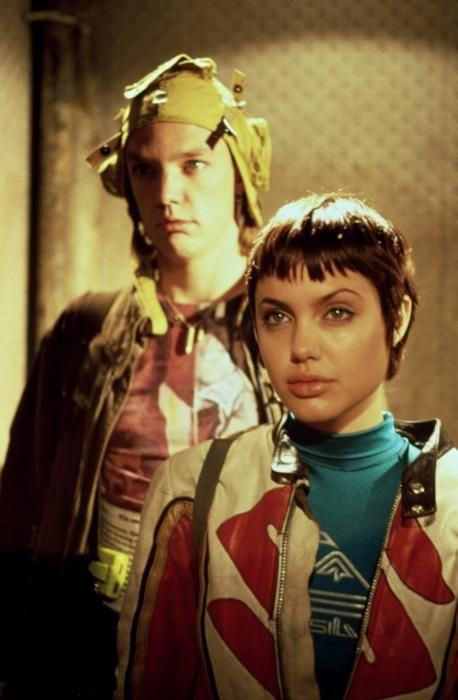 HACKERS (angelina jolie & Matthew Lillard)