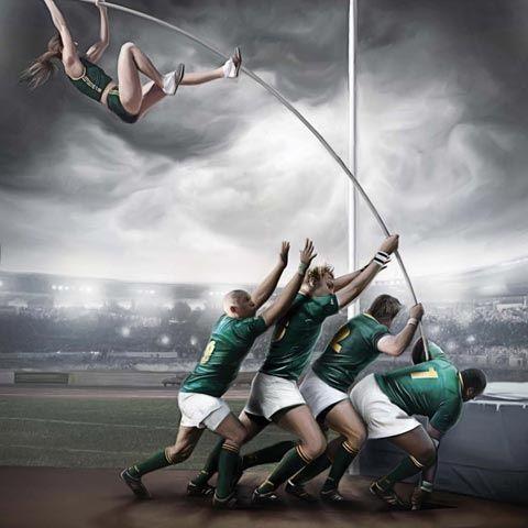 Viva ''SA Rugby: Pole Vault'', repinned by www.BlickeDeeler.de