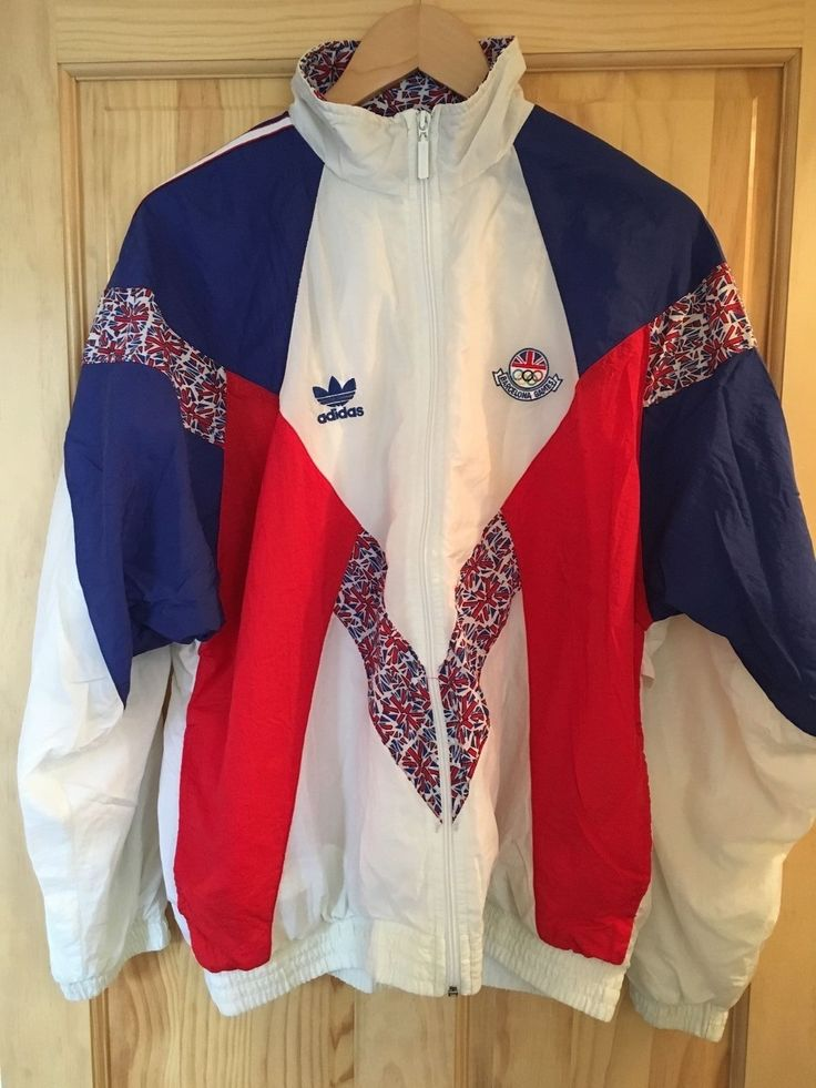 Vintage ADIDAS Team GB Barcelona 92' Olympics......(Deadstock, 90s, British, UK) | Clothing, Shoes & Accessories, Women's Clothing, Coats & Jackets | eBay!
