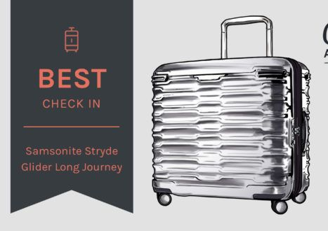 Samsonite Stryde Best Check In