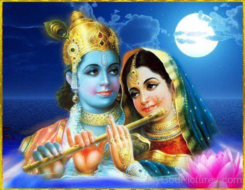 Radha Krishna Photo