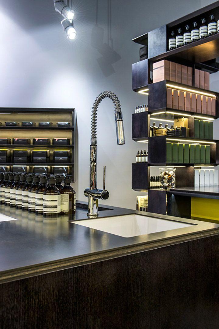 Aesop store by Kerstin Thompson Architects, Perth – Australia »  Retail Design Blog