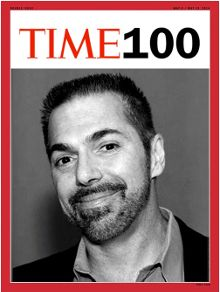 Lanza Named One of TIME Magazines 100 Most Influential People in the World