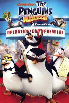 ver Los pingüinos de Madagascar: Operación Posible lo Imposible (2012) online