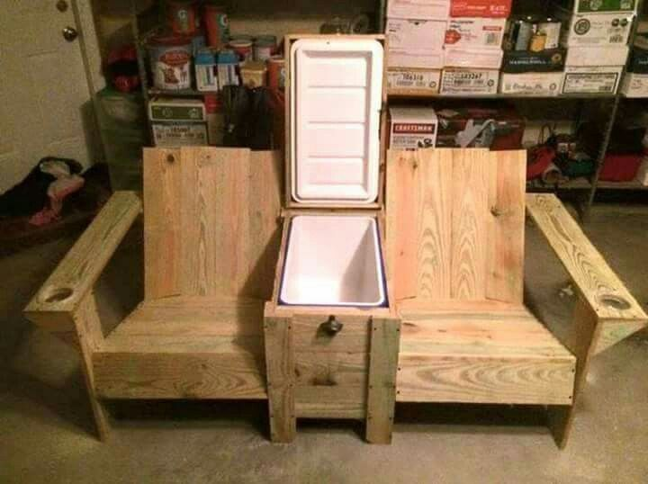 174 Best Skid Projects Images On Pinterest Pallet Ideas