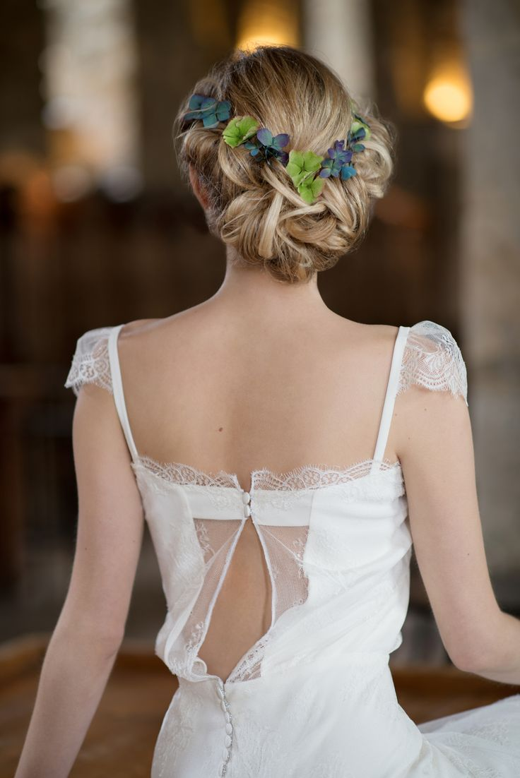 robe de mari e mariage wedding noire dentelles. Black Bedroom Furniture Sets. Home Design Ideas
