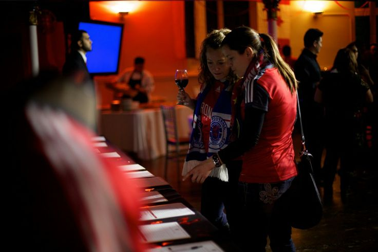 The new TFC kit unveiled at The Berkeley Church at the launch party