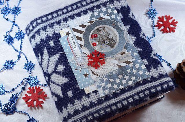 Мамина мастерская: Winter Book - ГОТОВО!!!