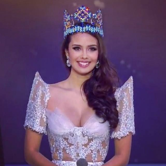 Megan Young, Miss World 2014, the Philippines PRIDE. Happy Independence today to all Filipinos ^_^  - from ‪#‎DelicateCaressCosmetics‬