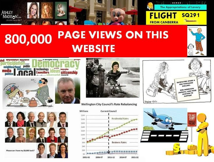 Keith Johnson Wellington NZ: A Dedicated Commitment to Citizen Journalism [800,000 Up!]