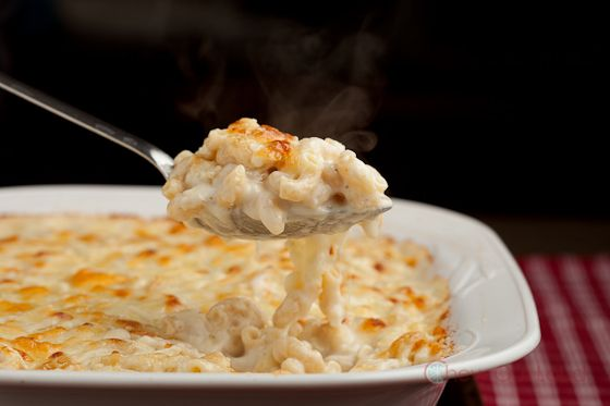 Perfectly Creamy Mac 'n Cheese - Chew Out Loud