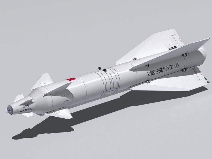 3d kh 29 missile model: