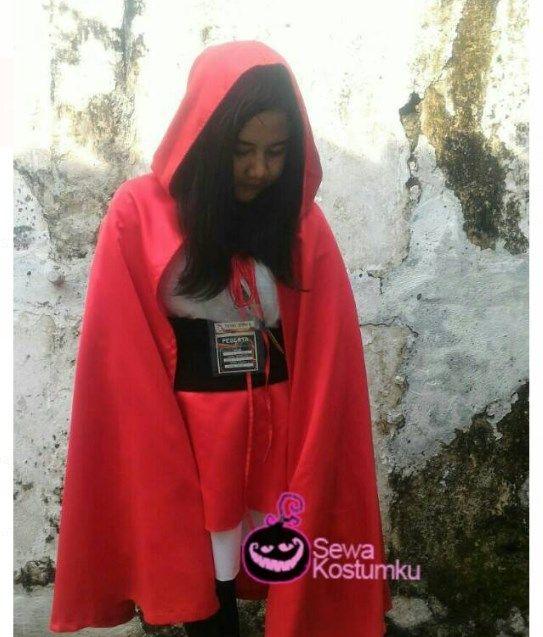 Sewa Kostum Red Riding Hood Bintaro Jakarta
