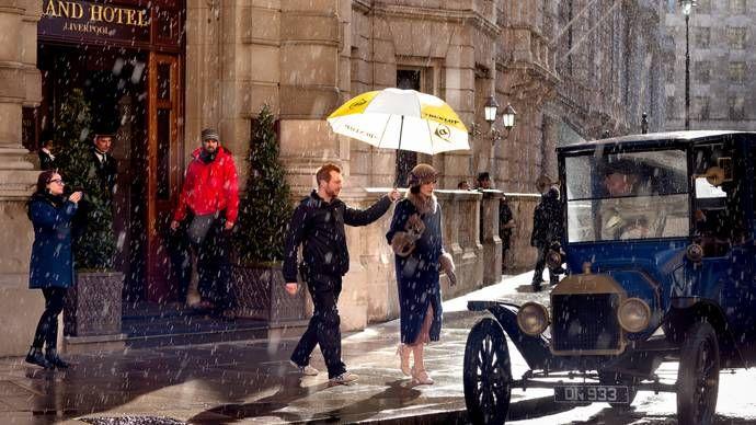 Downton Abbey, Season 5: Episode 3 Behind-the-Scenes Slideshow | 3. Episode 3 | Season 5 | Downton Abbey | Programs | Masterpiece | PBS