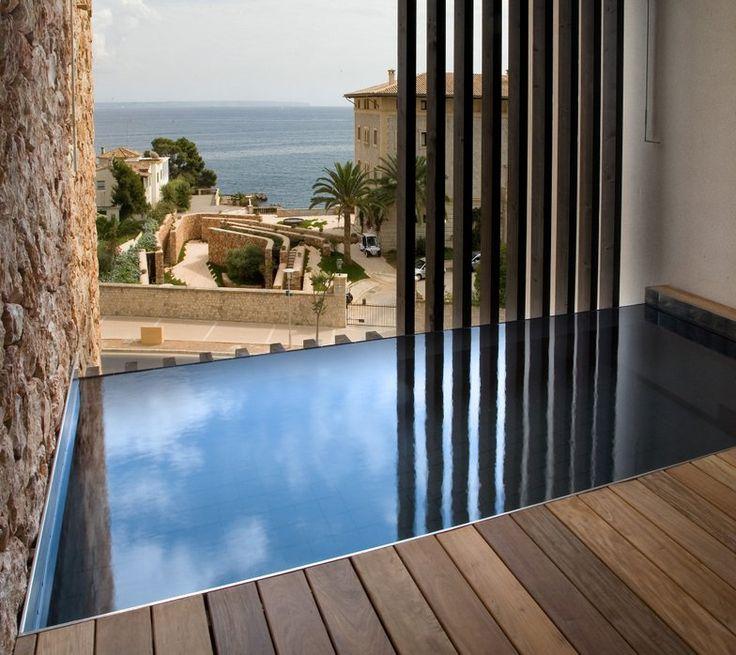 Mallorca hotel hospes maricel spa palma de mallorca for Kapfer pool design mallorca