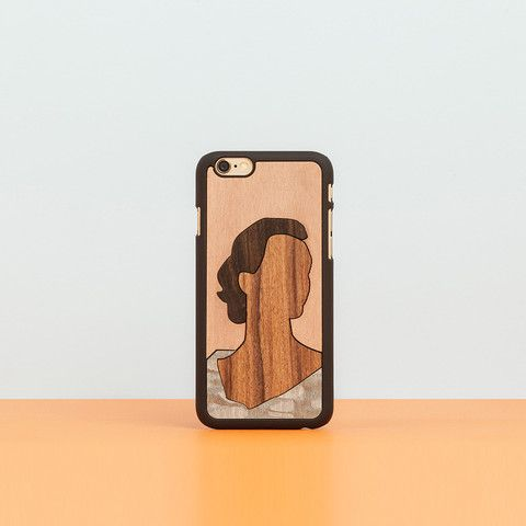 "Cover iPhone ""Forgotten Pleasures"" - Edith"