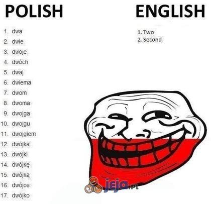 Angielski - Na wesoło: humor, memy, śmieszne obrazki