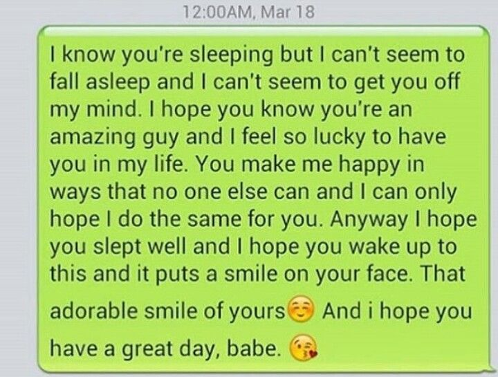 Text Quotes For Him: 50 Best Good Morning Texts ️ Images On Pinterest